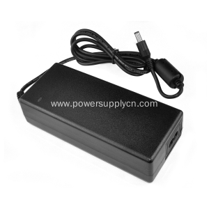 Black AC/DC 36V2.4A Desktop Power Adapter