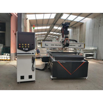 SERVO motor high speed ATC woodworking machine