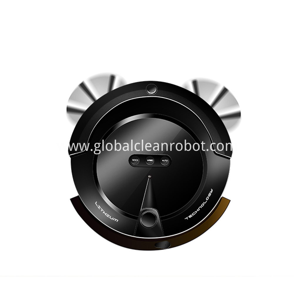 Technology Mopping Vacuum Robot (3)