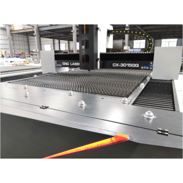 high cutting speed fiber laser machine