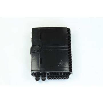 Fiber Optical ABS PC Distribution Box 16 ports