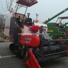 Good Quality for Rice Paddy Cutting Machine Crawler type rice harvesting machine for Myanmar supply to Iraq Factories