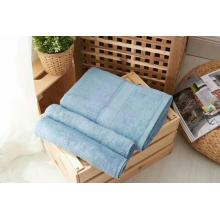 Plain dyeing towel sets with 100% cotton