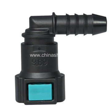 Conductive quick connector 9.89-ID8