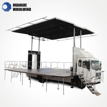 mobile stage truck for sale