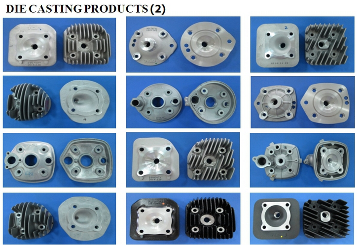Professional Customized Casting Aluminum Parts