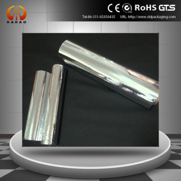 Double Sided Reflective Aluminum Metalized PET FILM