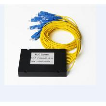 1*8 SC UPC Fiber Optic LGX PLC Splitter Of Module Type