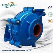 Renewable Design for Metal Lined Slurry Pump Heavy Duty Dewatering Pump export to China Hong Kong Factory