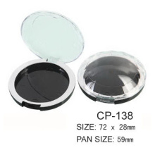 Quality for Round Compact Case Round Cosmetic Compact CP-138 export to Angola Manufacturer