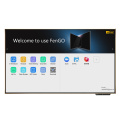 Interactive smart board touch screen