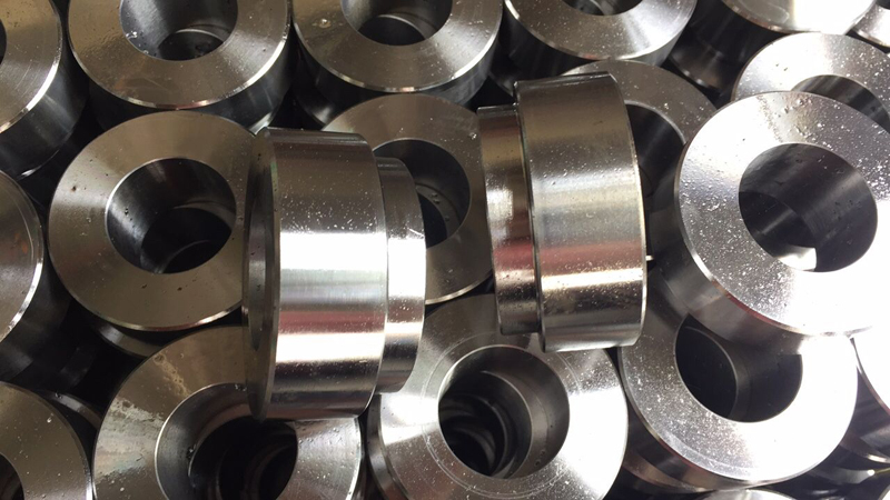 Stainless Steel 304 Bushes Flange Bushing
