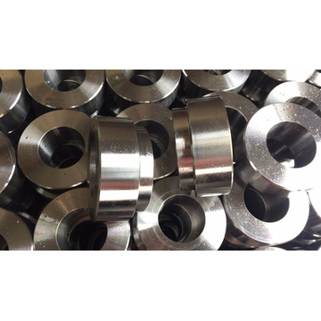 CNC Machining Stainless Steel Sleeve Flange Bushings