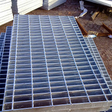 Cheap for Stainless Steel Floor Grating Stainless Material Steel Grid export to Guadeloupe Factory