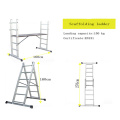 12 STEPS ALUMINUM OUTDOOR USE LADDER