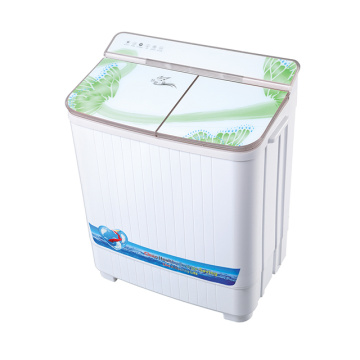 PP Plastic Body 4KG Twin Tub Washing Machine