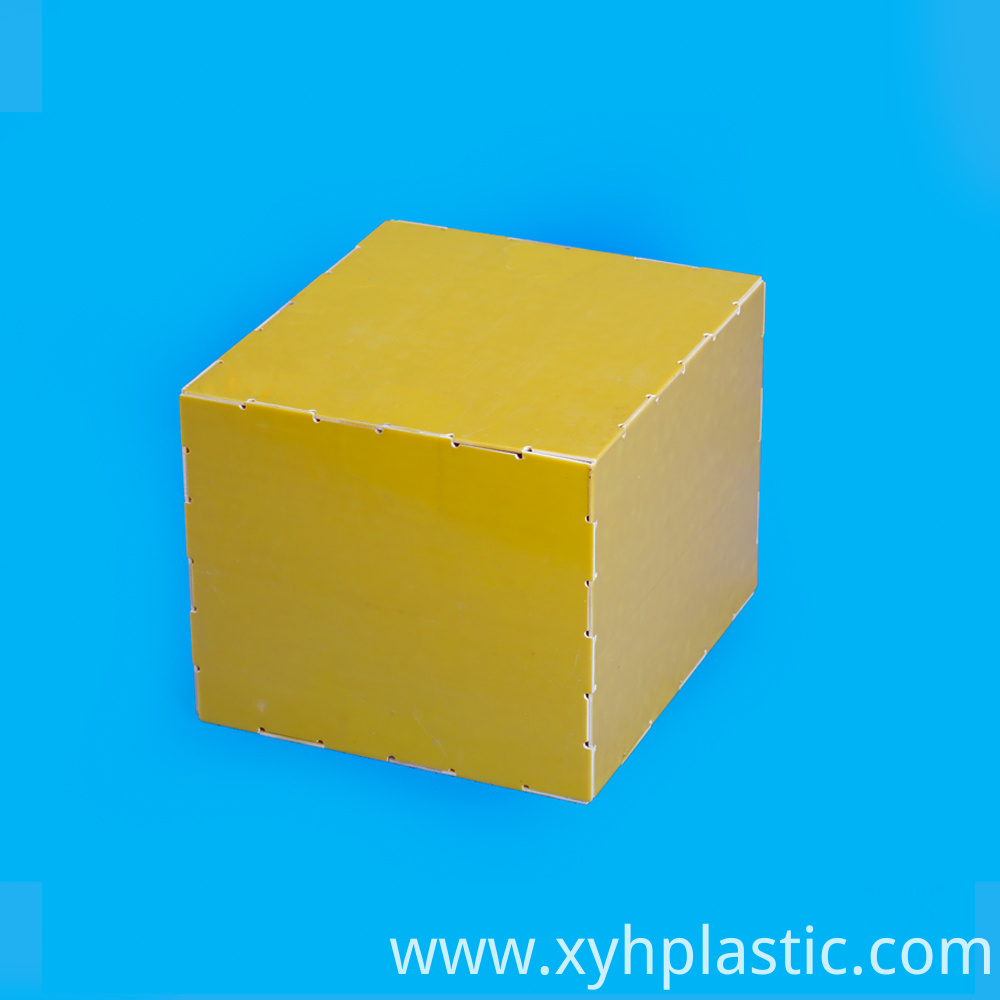 Yellow FR4 Epoxy Sheet