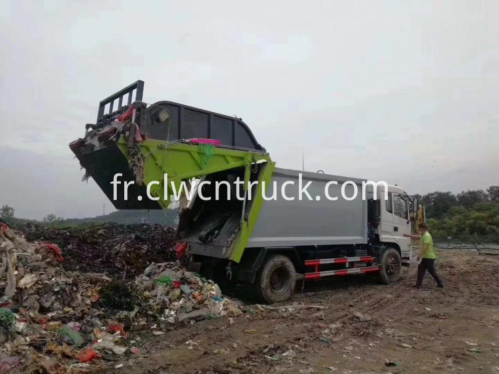 Waste Process Truck 3