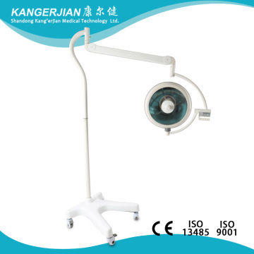 Hospital equipments single head mobile led surgical light
