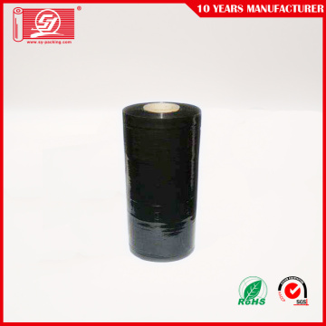 Black Color Polyethylene Packaging Wrap Stretch Film