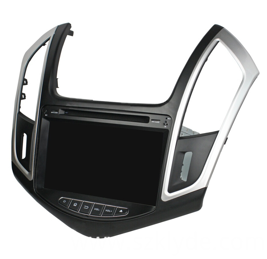 Car DVD Player For Chevrolet Cruze