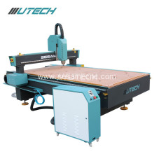 cnc router vacuum table cutting wood and plastic