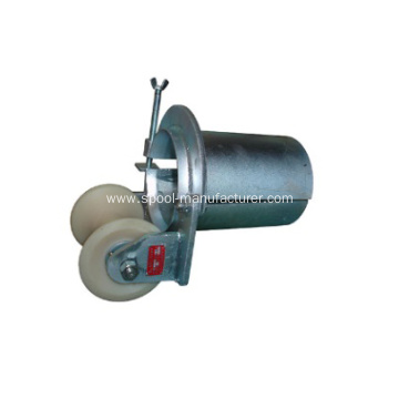 New Fashion Design for Supply Cable Roller, Corner Roller, Hoop Roller, Cable Guide Roller to Your Requirements Cable Entrance Protective Sleeve supply to Indonesia Wholesale