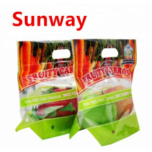 China supplier OEM for Fruit Produce Bag Clear Printed Fruit Bag supply to Poland Supplier