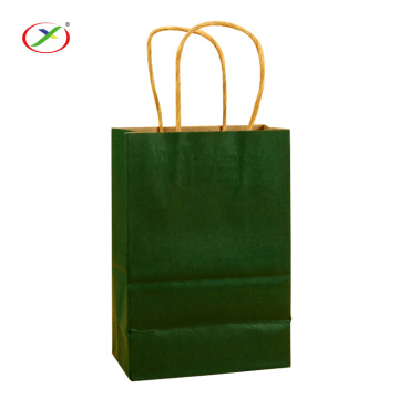 food packaging handle paper bag