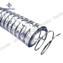 Wholesale PVC Steel Wire Flexible Reinforced Tube/Hose