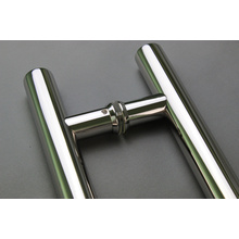 Wholesale Price for Double Side Door Pull Handle H-Shape Style Back To Back Push Pull Handle export to Portugal Manufacturer