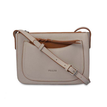 Female Clutches Handbag Beige Milisente Evening Bag