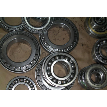 6206 Single Row Deep Groove Ball Bearing