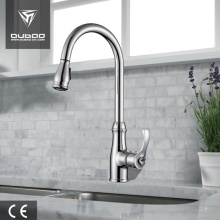 Hot And Cold  Pull Out Single Lever Tap