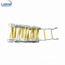Nylon folding safety Fire Escape Rope Ladders