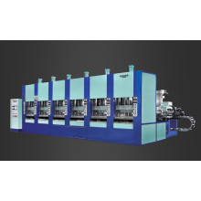 Full-Automatic Foam EVA Injection Moulding Machine