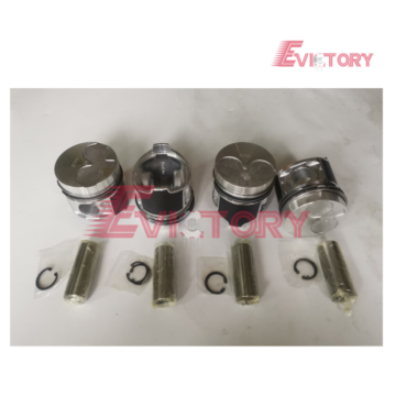 PERKINS 404D piston ring cylinder liner kit