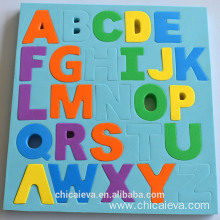 China for China EVA Puzzle,EVA Foam Puzzle,Non-toxic EVA Foam Puzzle Supplier English letters children educational Eva puzzle supply to Netherlands Exporter