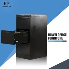 New Delivery for Steel Office Filing Cabinet KD 3 Drawer Steel Vintage Filing Cabinet Cupboard export to Sweden Wholesale