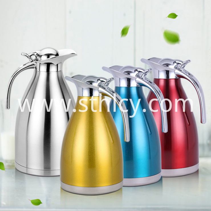 Stainless Steel Kettle7