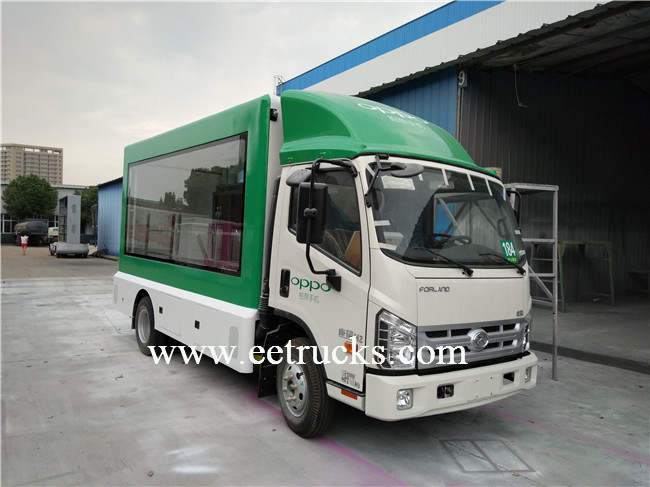 P8 LED Advertising Trucks