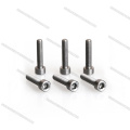 Custom-made OEM Titanium Bolt Screw With High Precision