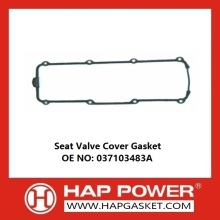 New Fashion Design for for China Durable Valve Cover Gasket, Rubber Valve Cover Gasket, Wear Resistant Valve Cover Gasket Supplier Seat Valve Cover Gasket 037103483A export to South Africa Factories