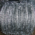 500 meters barbed wire