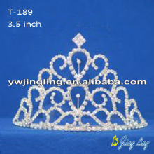 Queen 5.5 Inch Pageant Crown Cheap Tiara