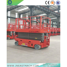 4m Best Quality Good Price Self-propelled Scissor Lift
