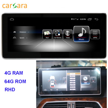 Renewable Design for Mercedes-Benz Car Multimedia Android Unit for RHD Mercedes C Class 11-14 supply to Yemen Supplier