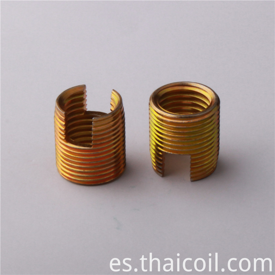 302 threaded inserts