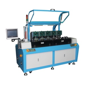 Five Stations SIM Card Punching Production Equipment