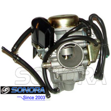 China OEM for Dellorto Phbg Carburetor Puch GY6 125cc scooter carburetor supply to Germany Supplier